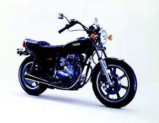 ヤマハ XS650スペシャル 1980 年 3月