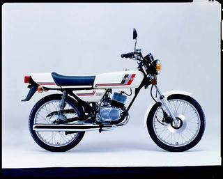 ヤマハ RD50 1980 年 6月