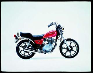 カワサキ Z250LTD 1980 年 5月