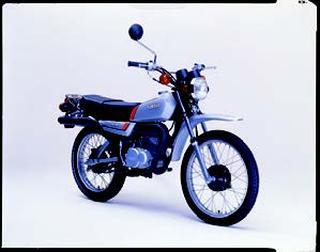 ヤマハ MR80 1980 年1月