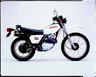 ホンダ XL250S 1980 年2月