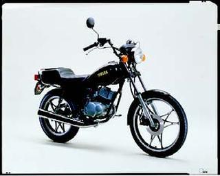 ヤマハ RX50スペシャル 1980 年7月