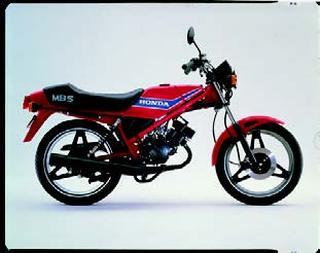 ホンダ MB5 1980 年 6月