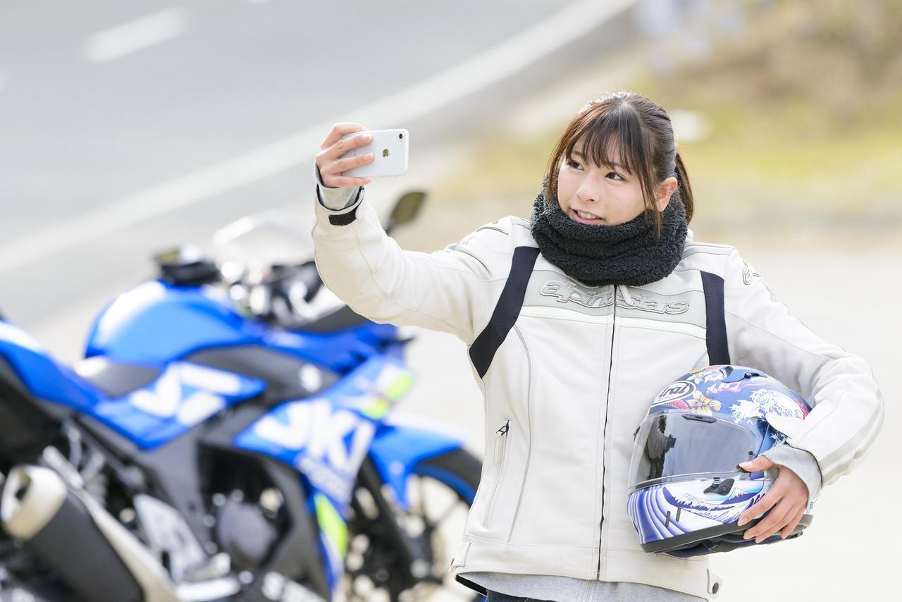 画像: 【連載】もっと上手くなりたい! 葉月美優のGSX250R RIDING DIARY(第4回:千葉ショートツーリング) - webオートバイ
