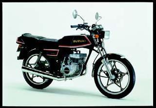 スズキ RG125E 1980 年 5月