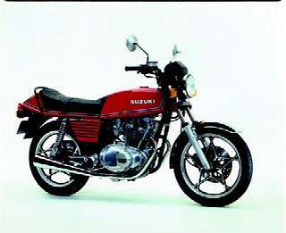 スズキ GSX400E 1980 年1月