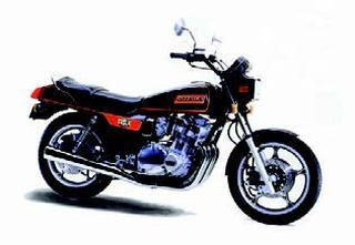 スズキ GSX750E 1980 年1月