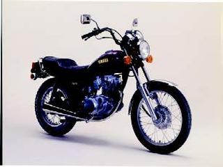 ヤマハ SR250 1980 年 4月