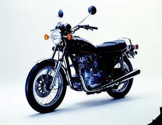 ヤマハ TX650 1980 年1月