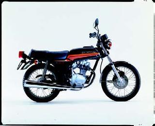 ホンダ CB125JX 1980 年 4月
