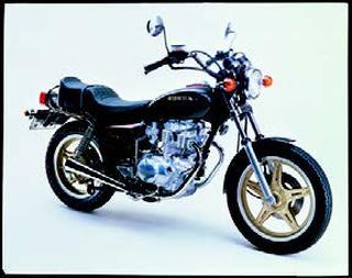 ホンダ CM400T 1980 年7月