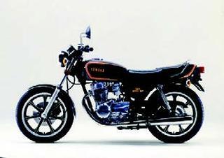 ヤマハ GX250SP 1980 年 3月