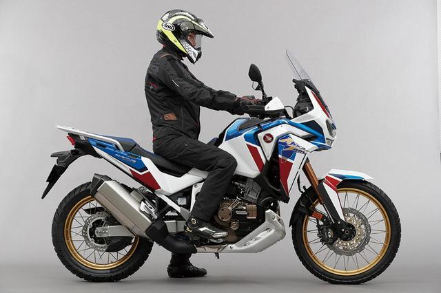 画像: 新型アフリカツインを解説&足つきチェック! 排気量アップと先進装備の採用で大幅アップデート「HONDA CRF1100L AFRICA TWIN ADVENTURE SPORTS ES」#東京モーターショー2019 - webオートバイ