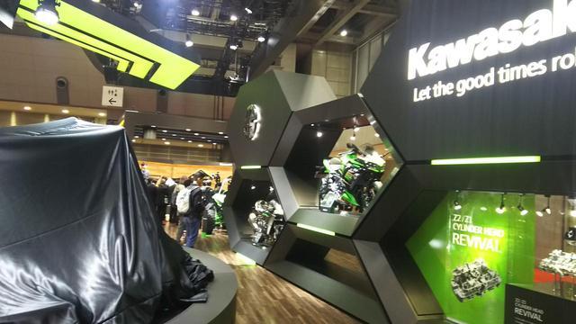画像: カワサキが「Z H2」「Ninja ZX-25R」「W800」3台のワールドプレミアモデルを発表! 【TMS2019目玉モデル紹介・第一報】 - webオートバイ