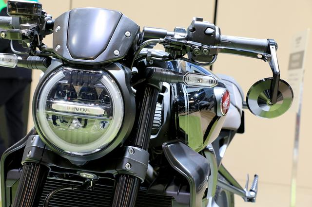 画像1: 奥が深いホンダブース……バイク乗りが見るべきものは新型車だけじゃなかった!【東京モーターショー2019】