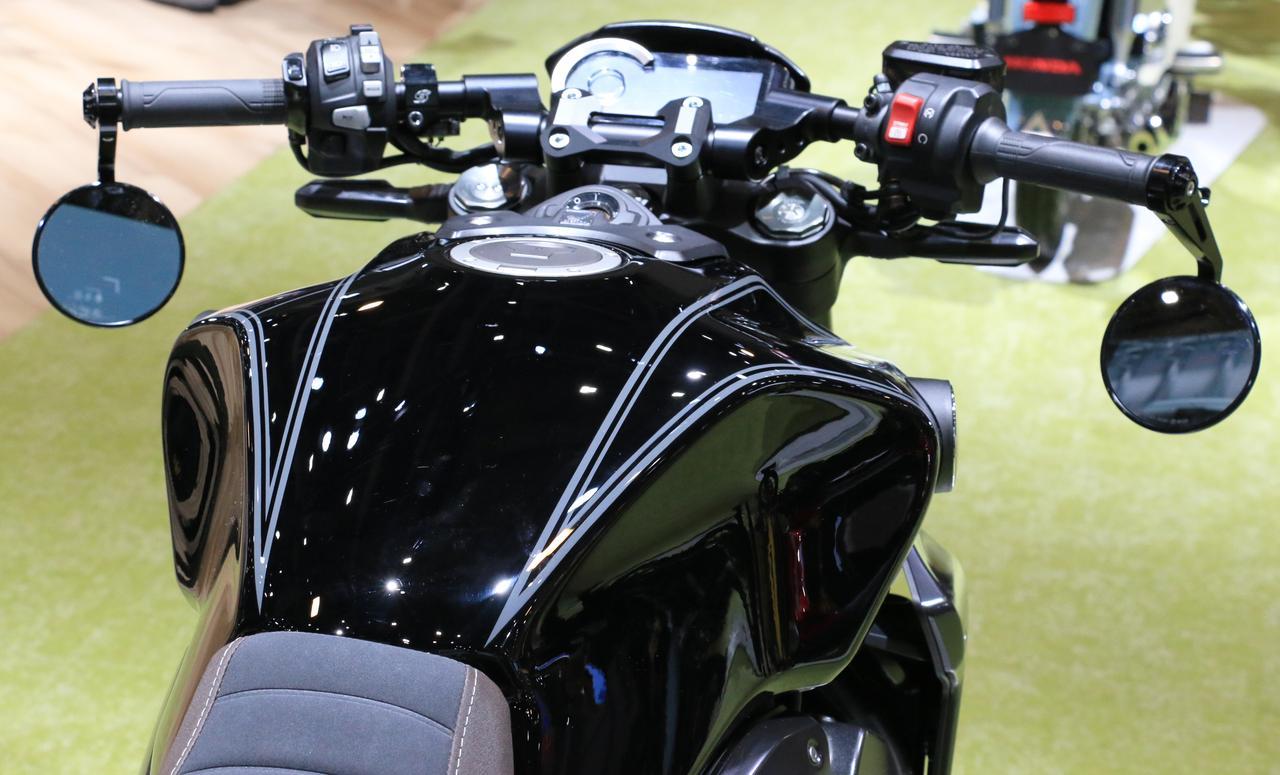 画像2: 奥が深いホンダブース……バイク乗りが見るべきものは新型車だけじゃなかった!【東京モーターショー2019】