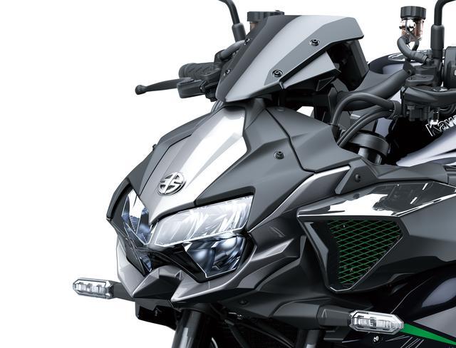 画像7: スーパーチャージドエンジンを搭載したネイキッドモデル、最高出力は200馬力!