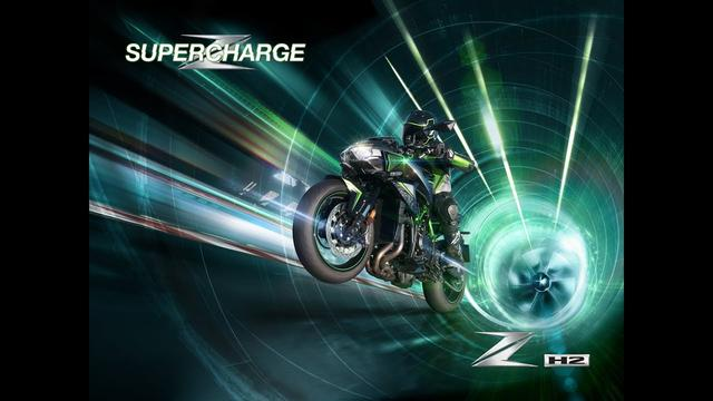 画像: 2020 Kawasaki Z H2 youtu.be