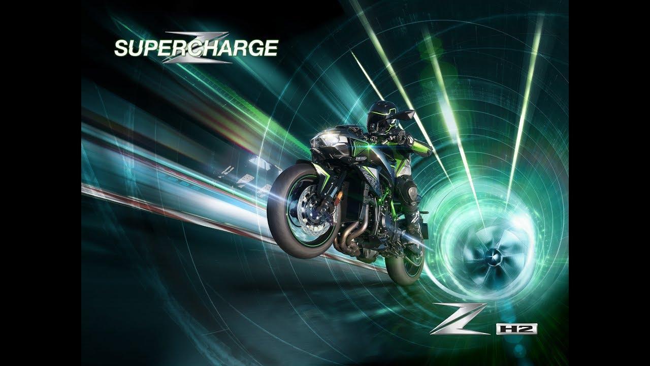 画像: 2020 Kawasaki Z H2 youtu.be