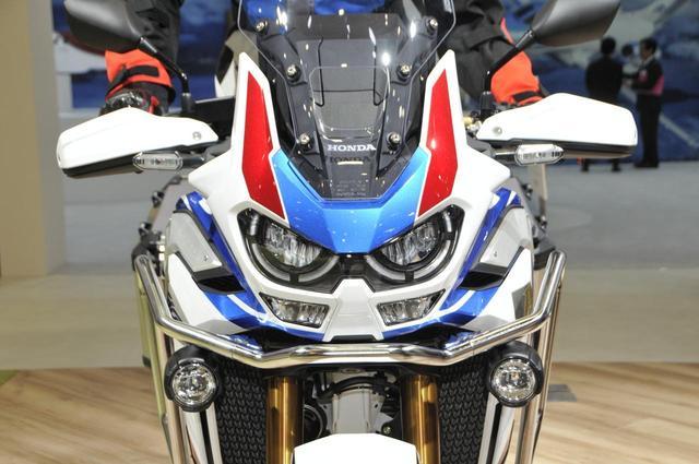 画像: CRF1100L Africa Twin Adventure Sport ES Dual Clutch Transmission