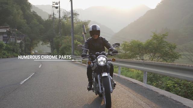画像: 2020 Kawasaki W800 - Tech Video www.youtube.com