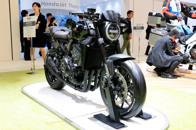 画像3: 奥が深いホンダブース……バイク乗りが見るべきものは新型車だけじゃなかった!【東京モーターショー2019】