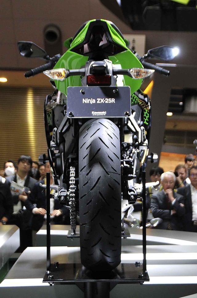 画像3: Ninja ZX-25R(ワールドプレミア/参考出品)