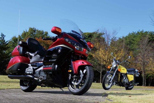 画像: スポーツモデルから豪華ツアラーへ【HONDA GOLDWING】#ROOTS of BRAND - webオートバイ