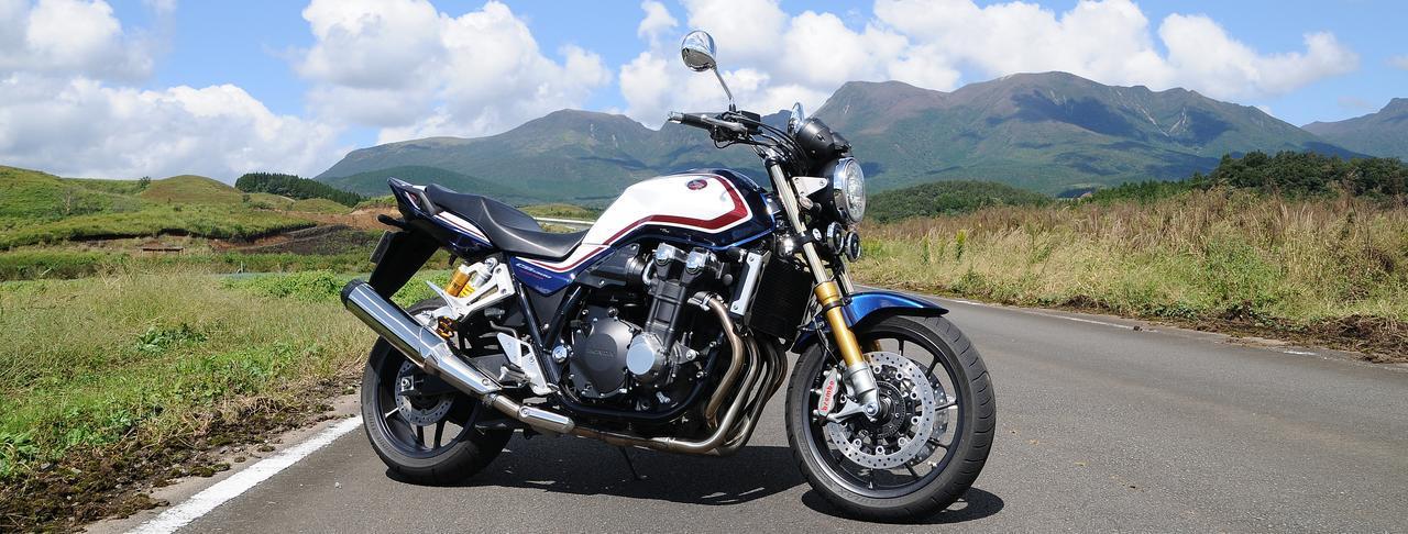 画像: <乗ってきました> CB1300SF-SPってこんなの ~ちょうどニューカラー発売! - webオートバイ