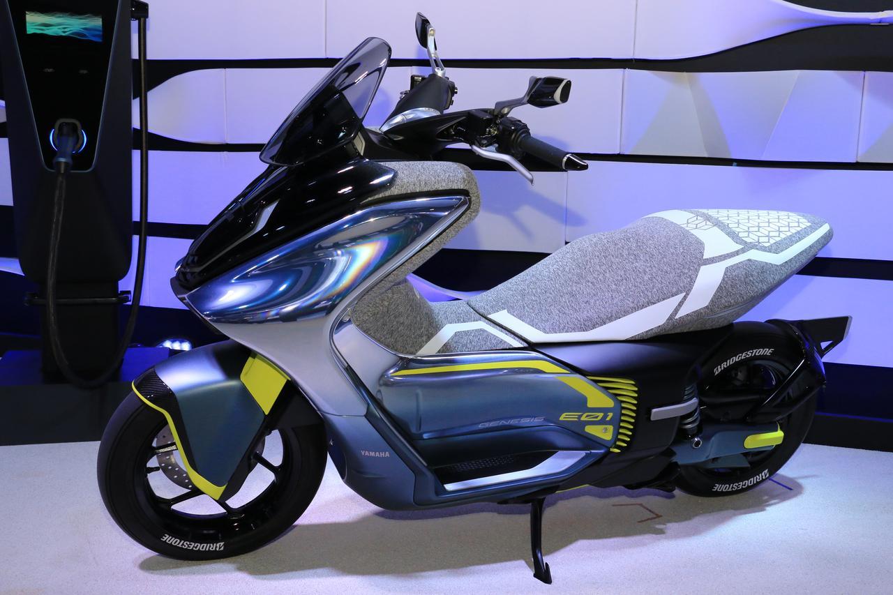 Images : 2番目の画像 - E01の写真をまとめて見る! - webオートバイ