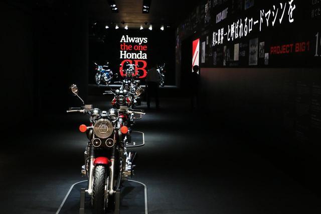 画像: 奥が深いホンダブース……バイク乗りが見るべきものは新型車だけじゃなかった!【東京モーターショー2019】 - webオートバイ