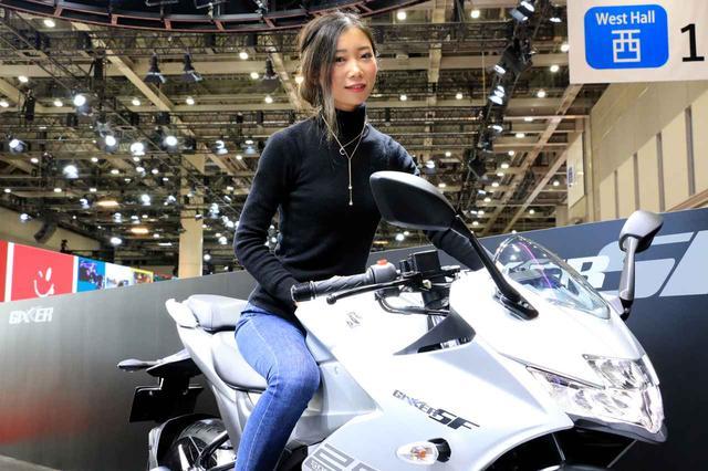 画像: スズキブースは〈WAKU WAKU〉しちゃう展示がいっぱい! ここではレア物の買い物もできる!?【東京モーターショー2019】 - webオートバイ