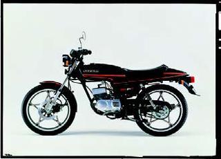 スズキ RG50E 1981年2月