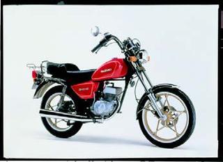 スズキ GN80E 1981年 3月