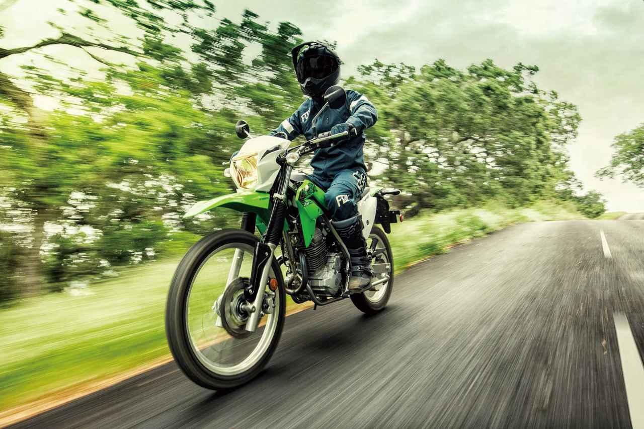画像: 待望のカワサキ製オフロードバイク「KLX230」を解説! 日本国内での発売予定日は10月15日(火)! - webオートバイ