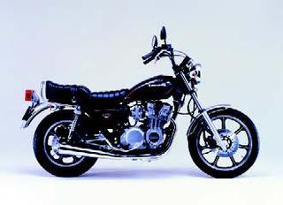 カワサキ Z750LTD 1980 年11月