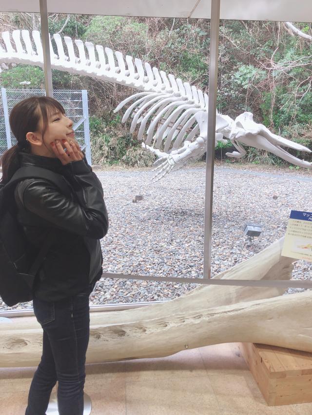 画像: クジラの顎~(-___-)
