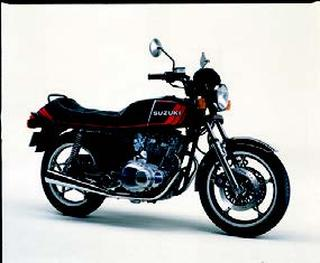 スズキ GSX400E 1981年2月