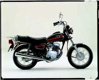 ホンダ CM125T 1981年2月