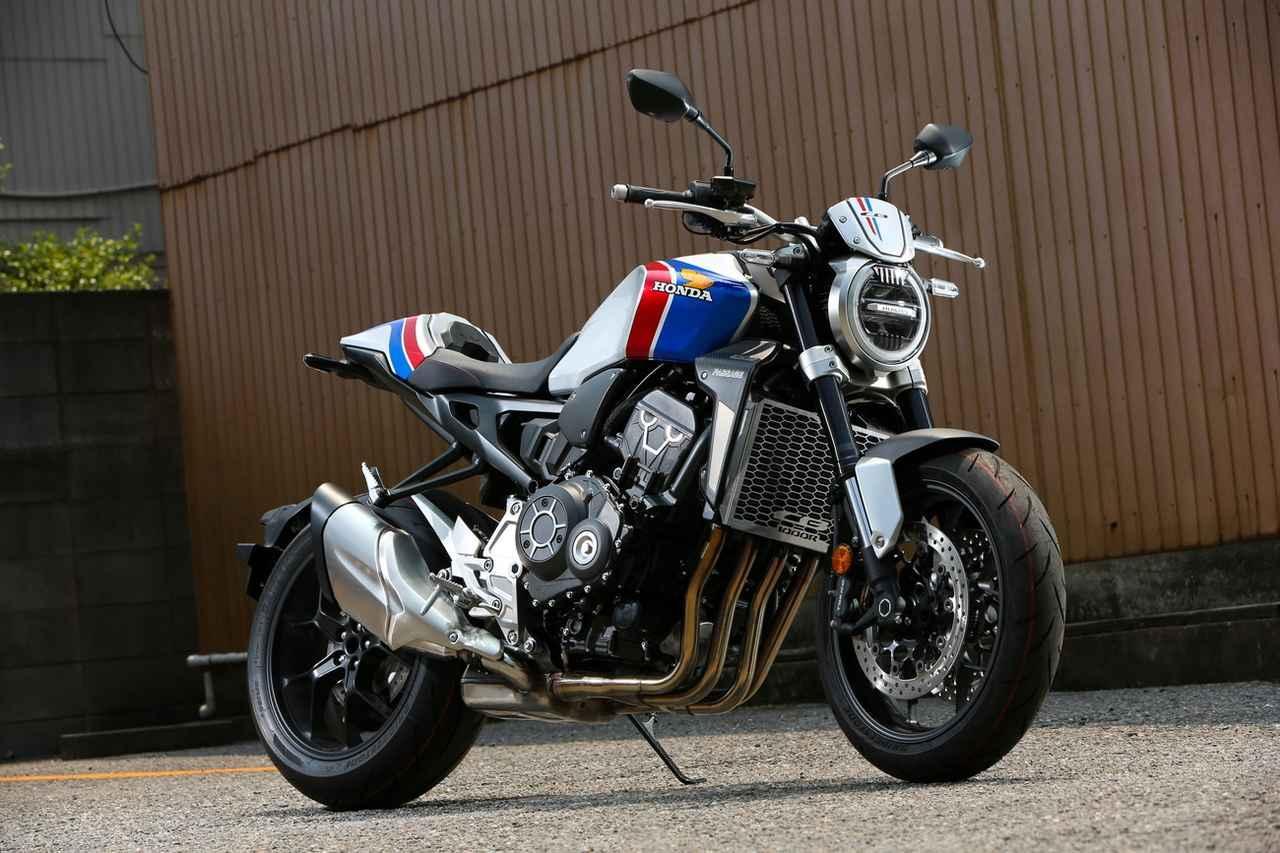 画像1: 超激レア!! 日本初上陸!イタリアホンダのCB1000R「リミテッド・エディション」 - webオートバイ