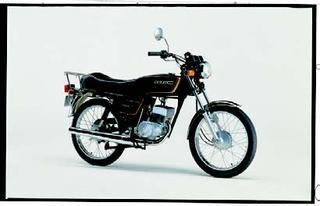 スズキ RG50T 1981年 3月
