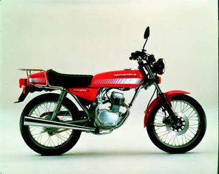 ホンダ CB50S 1981年2月