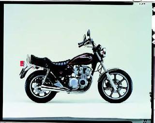 カワサキ Z400LTD-II 1981年1月