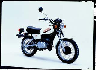 ヤマハ GT50/80 1981年 3月