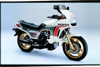 ホンダ CX500ターボ 1981年