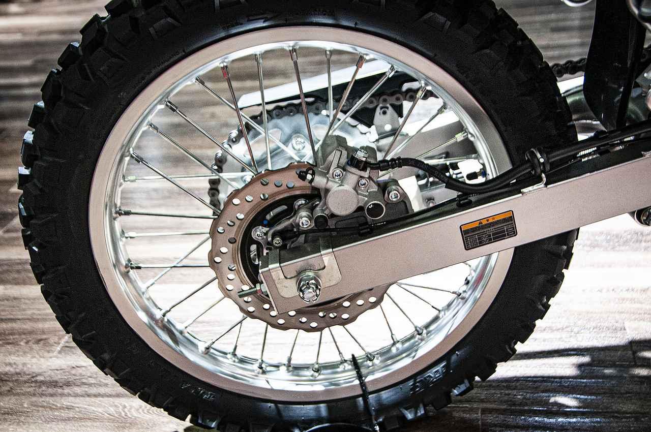 Images : 8番目の画像 - KLX230の写真を全て見る - webオートバイ