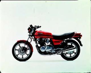 カワサキ Z1000J 1981年