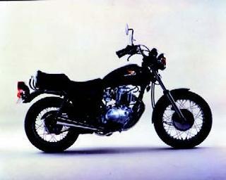 ホンダ CM250T 1980 年10月