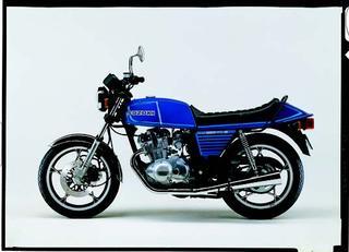 スズキ GSX250E 1981年2月