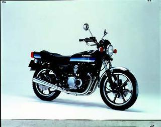 カワサキ Z400FX[E3] 1980 年10月